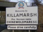Image: Killamarsh Sign